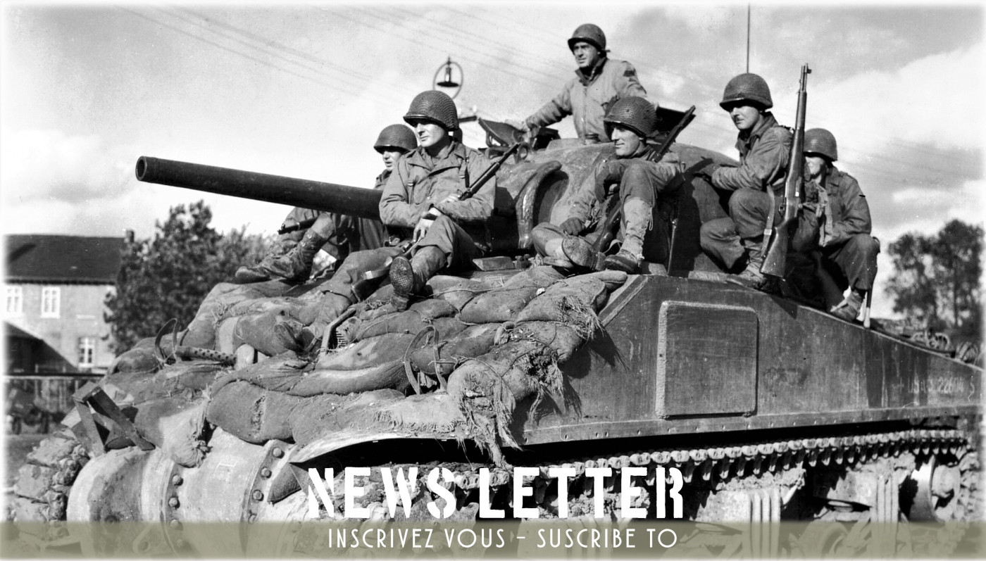 Military vehicles – Newsletter
