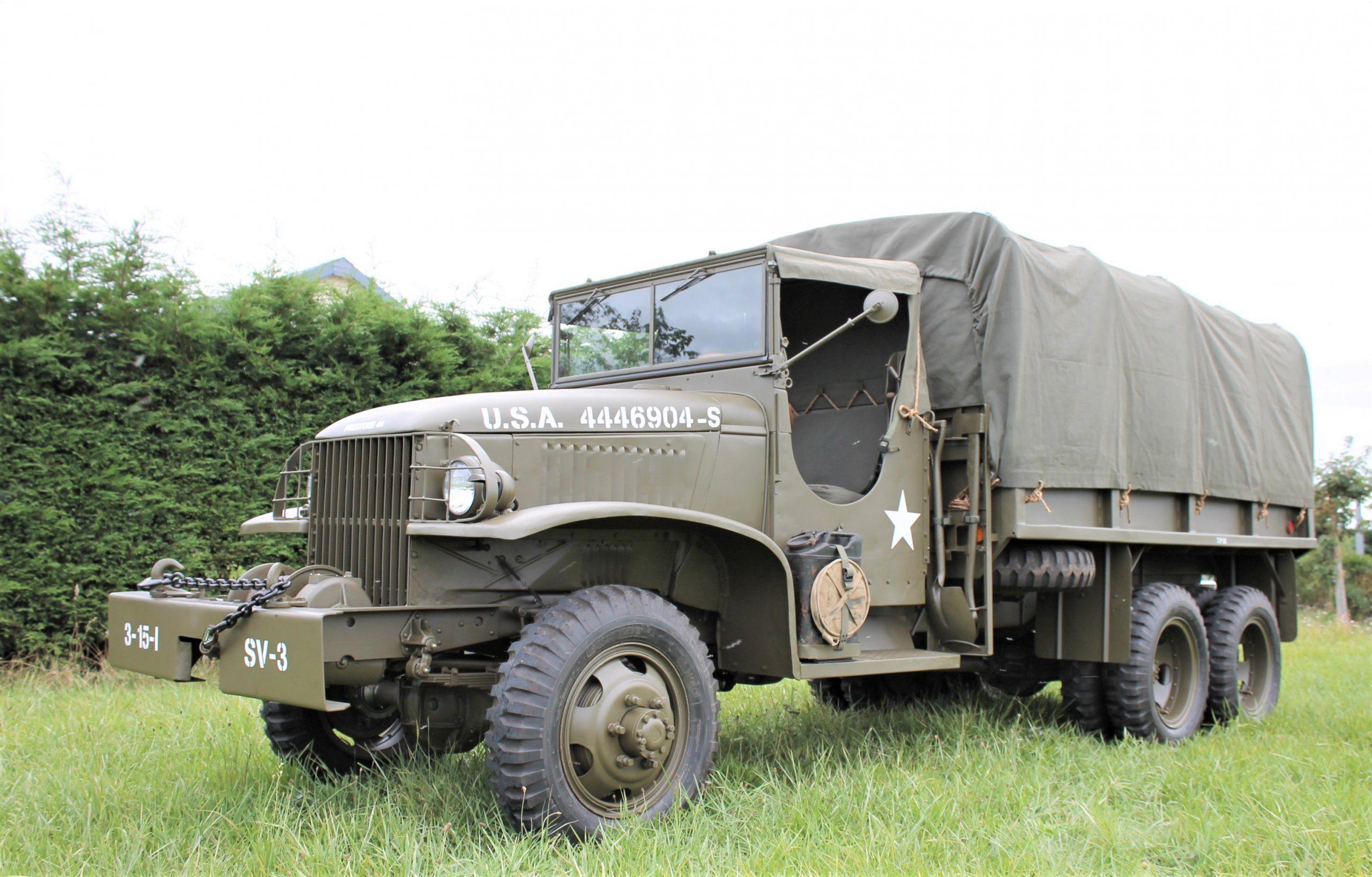 GMC cckw 353 – 1944