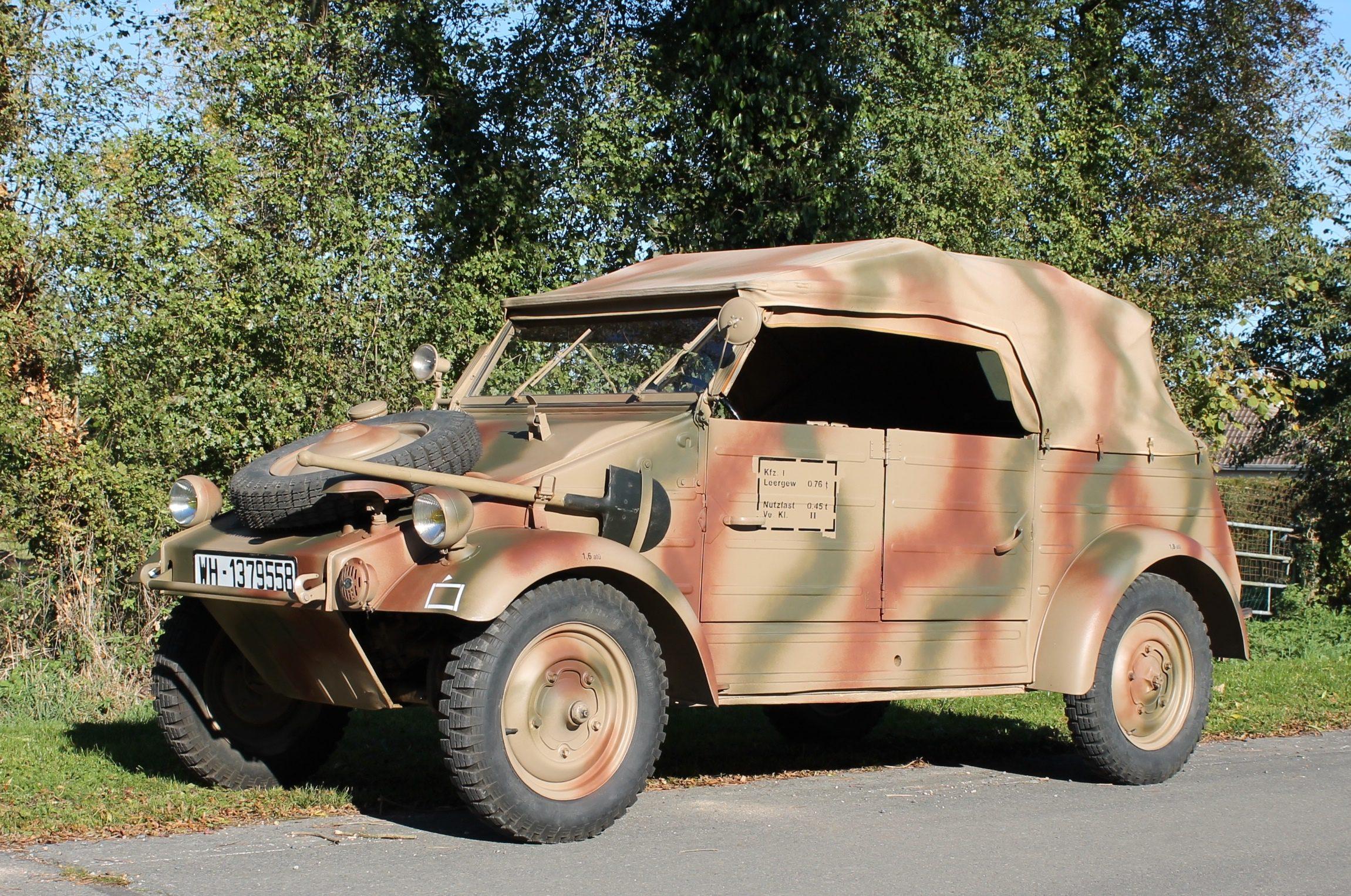 """Volkswagen type 82 """"Kubelwagen"""""""
